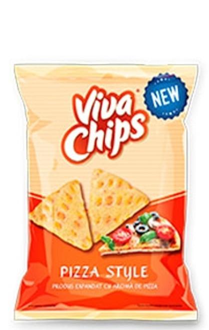VIVA Pizza flavored chips 100g