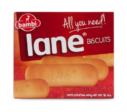 Bambi Lane Biscuits (Plazma) 600g