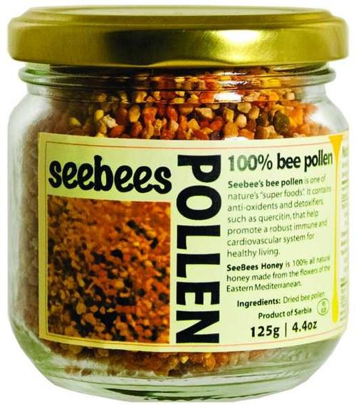 SEEBEES Bee Pollen 125g