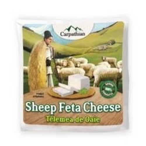 """Carpathian"" Sheep Feta Cheese 350gr"