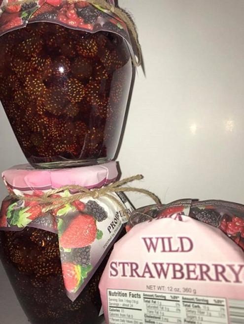 Natural Jam Wild Strawberry 360g