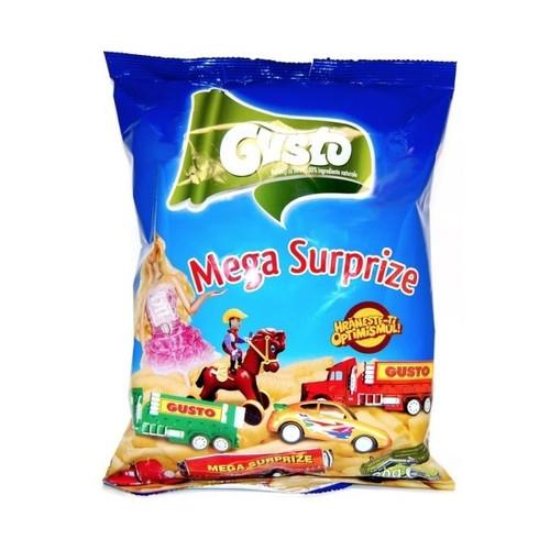 Gusto Corn Puffed Sticks (salty w/mega Suprise) 60g