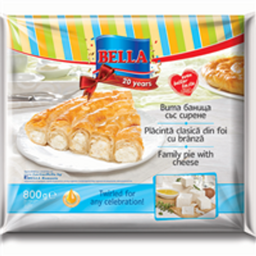Family Pie with Cheese 800g