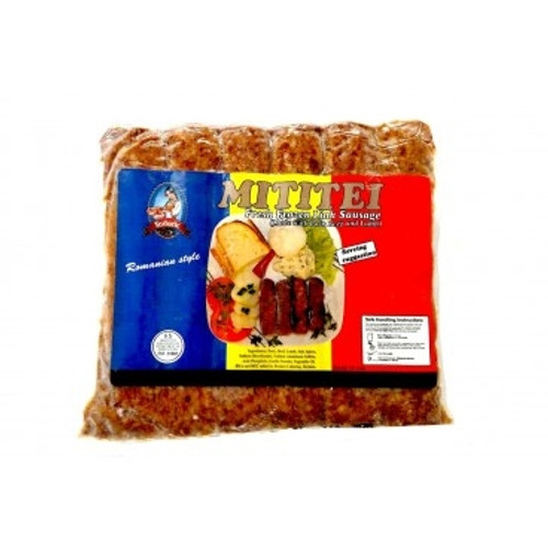 Mititei Fresh Frozen Link Sausages approx 2 lbs