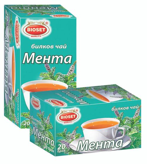 Herbal Tea Peppermint 20pcs 30g