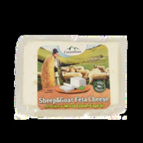 """Carpathian"" telemea mixed sheep&goat 350gr"