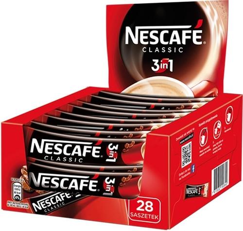 Nescafe 3 in 1 Box (28 x 17.5g)