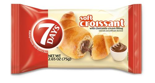 Chocolate Croissant 75g