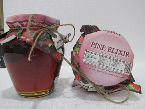 Pirin Pine Elixir 13 oz 370g