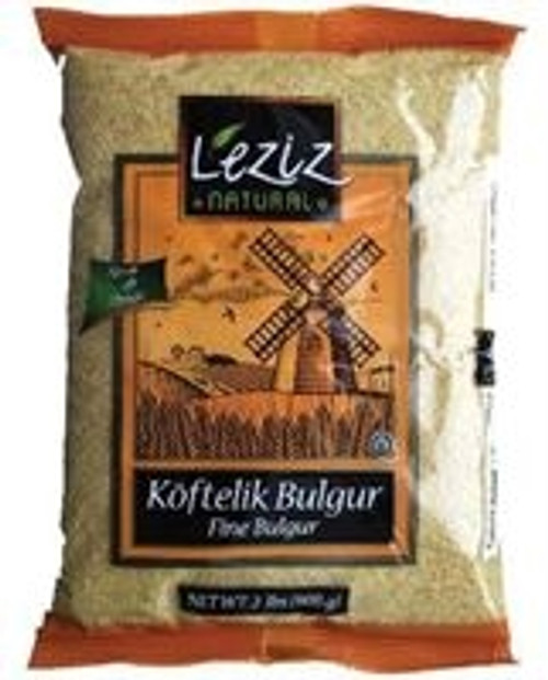 Leziz Koftelik Bulgur 2Lb