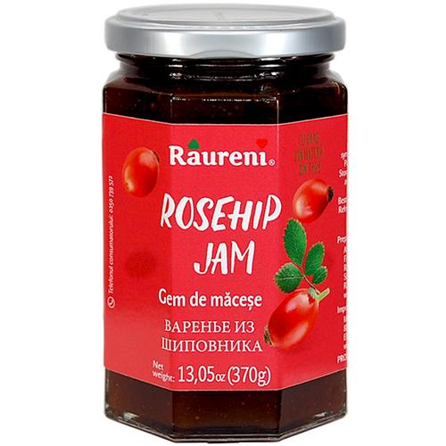 RAURENI ROSE HIP Jam  370g
