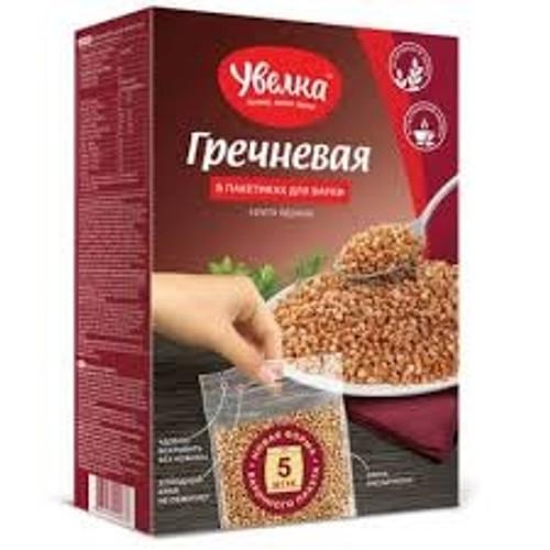 Uvelka BUCKWHEAT Boil in Bag 5/80g