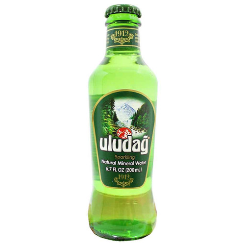 Uludag Sparkling Mineral Water 200ml