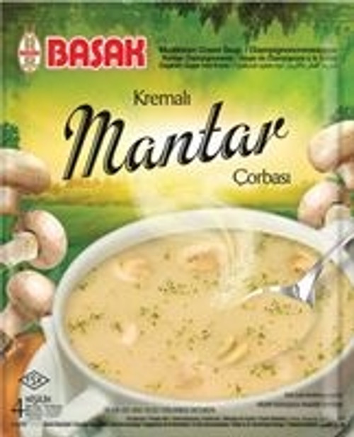 Basak Mushroom Cream Soup 60gr