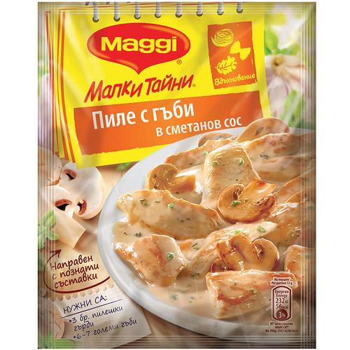 Fix Maggi Little Secrets Chicken with Mushrooms in Cream Sauce 48 g