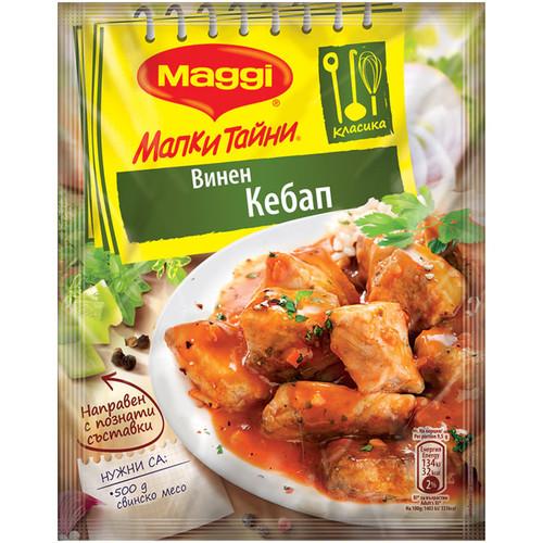 Fix Maggi Little Secret Wine Kebab 38 g