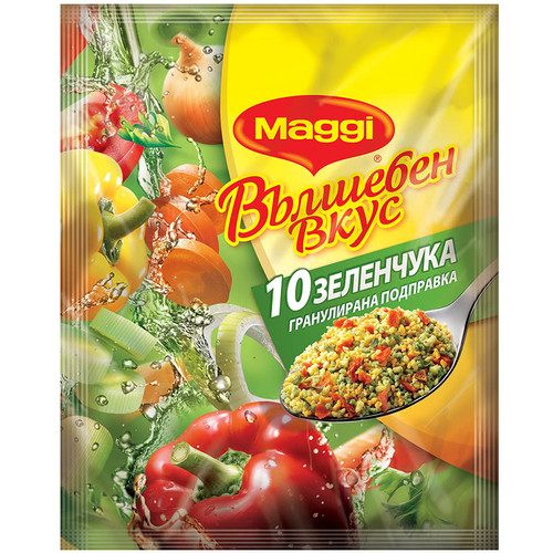 Seasoning Maggi Magic Taste 10 Vegetables 20 g