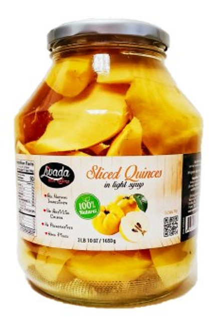 Livada Sliced Quince Compote 1650g