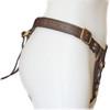Aslan Steam Punk Jaguar Brown Leather Harness