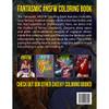 Fantasmic #NSFW Coloring Book - Illustrated by Alex Kotkin