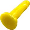 Funkit Toys NoFrillDo Lemon Drop Silicone G-Spot Dildo