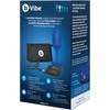 b-Vibe Vibrating Snug Plug 4 Rechargeable Vibrating Anal Toy - Navy