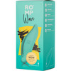 ROMP Wave Silicone Rechargeable Lay-On Clitoral Vibrator