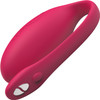 Jive by We-Vibe Silicone App Controlled Wearable G-Spot Vibrator - Pink