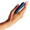 Tango X By We-Vibe Powerful Waterproof Discreet Bullet Vibrator - Midnight Blue