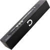 Doxy Number 3R Rechargeable Aluminum Extra Powerful Massage Wand Vibrator - Matte Black