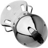 Master Series Incarcerator Stainless Steel Adjustable Locking Chastity Cage