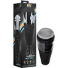 M for Men Torch Joyride Auto Stroker Penis Masturbator By Blush - Frosted