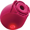 Inya The Rose Silicone Rechargeable Clitoral Pressure Wave Stimulator