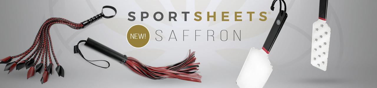 New Sportsheets Saffron
