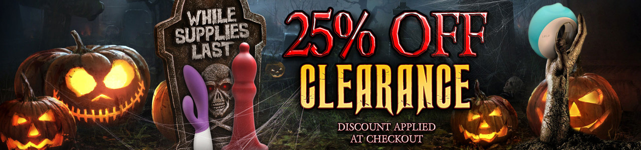 25% Off Clearance! Discount Applied At Checkout - While Supplies Last!