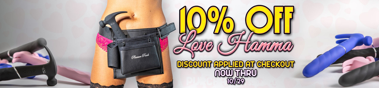 10% Off Love Hamma - Discount Applied At Checkout - Now Thru 10/29