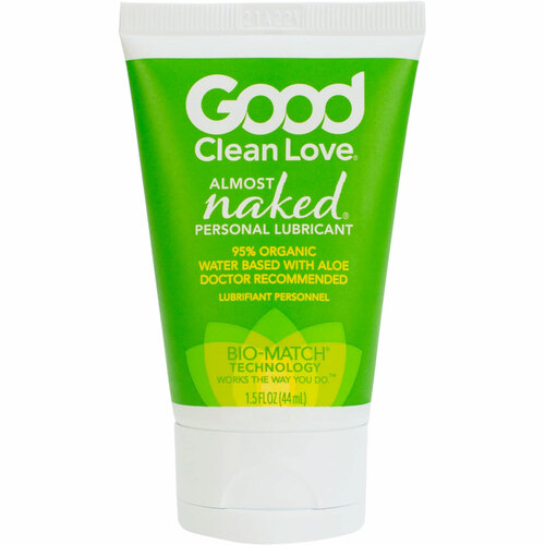 Good Clean Love Almost Naked Organic Personal Lubricant 1.5 oz