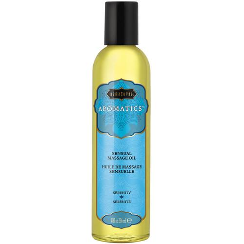Kama Sutra Aromatic Massage Oils 8 fl oz - Serenity