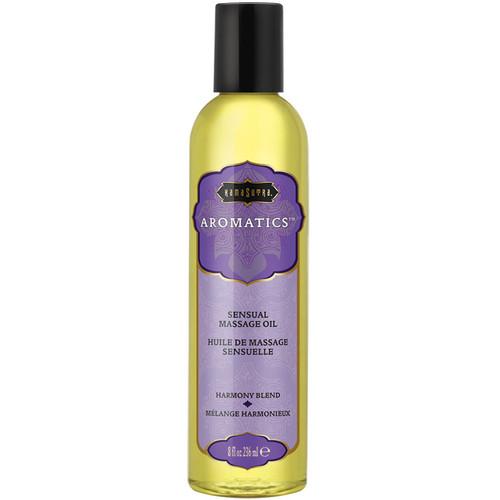 Kama Sutra Aromatic Massage Oils 8 fl oz - Harmony Blend