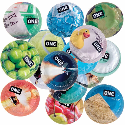 ONE Classic Select Condoms