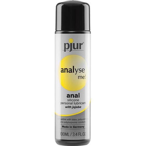 Pjur Analyse Me Silicone Anal Lubricant 3.4 oz / 100 ml