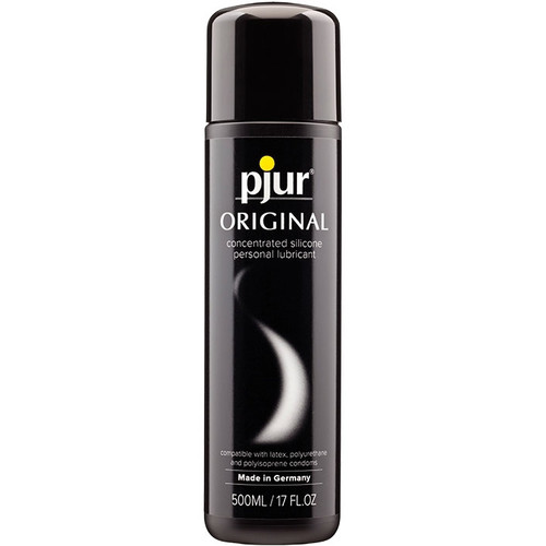 Pjur Original Concentrated Silicone Personal Lubricant 17 oz / 500 ml