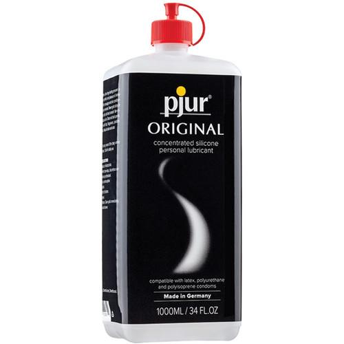 Pjur Original Concentrated Silicone Personal Lubricant 34 oz / 1000 ml