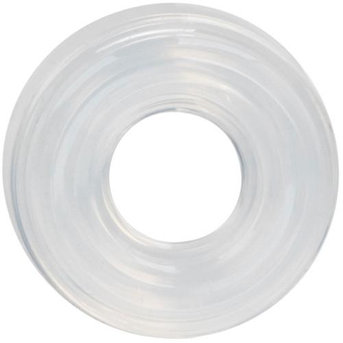 Premium Silicone Cock Ring by CalExotics - Medium