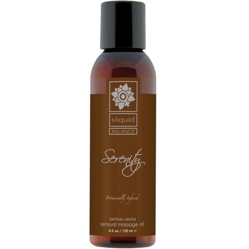 Sliquid Balance Massage Oil - Serenity 4.2 fl oz