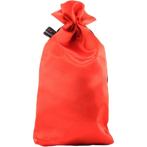 Sugar Sak Antibacterial Toy Bag Large - Red
