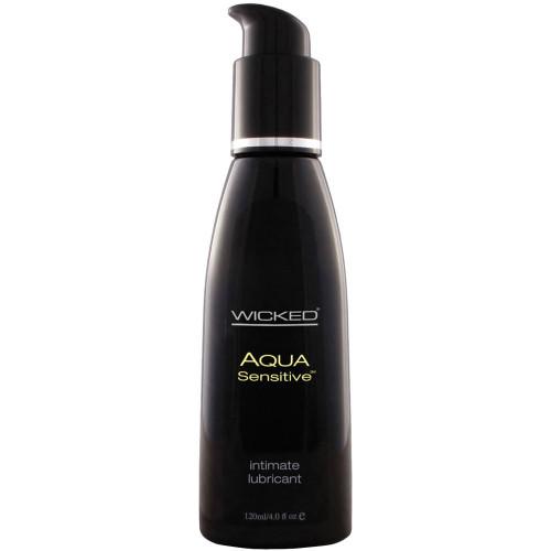 Wicked Aqua Sensitive Personal Lubricant 4 fl oz