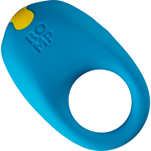 ROMP Juke Silicone Rechargeable Vibrating Cock Ring