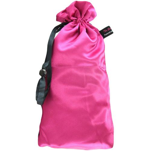 Sugar Sak Antibacterial Toy Bag Large - Pink
