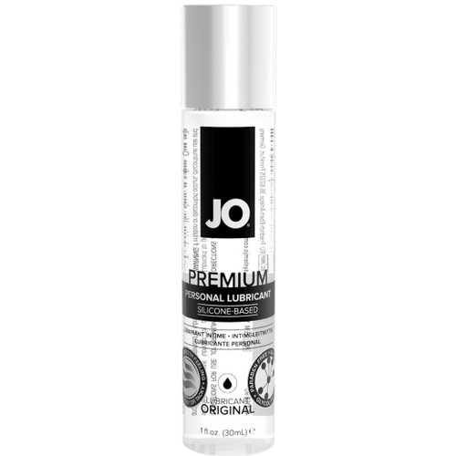 JO Premium Original Silicone Personal Lubricant 1 fl oz